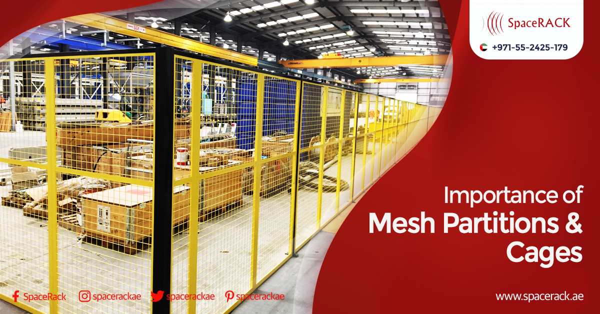 Importance of Mesh Partitions & Cages